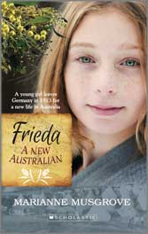 Frieda: A New Australian